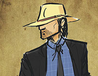 Raylan Givens from Justified