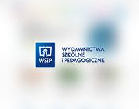 WSiP website redesign