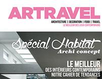 Artravel #59 - Special Habitat