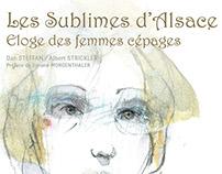 Livre - Les Sublimes d'Alsace.