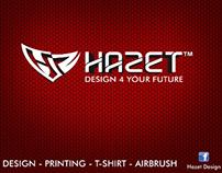 Hazet Design on Branding Yourself
