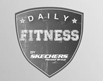 Daily fitnes Ad. by SKECHERS  / Agenda Tec de Monterrey