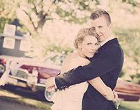 Bryllup i Odense og Kerteminde