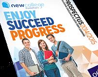 College Prospectus Brochure