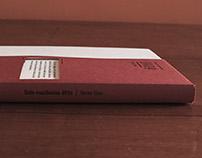 Libro/ Siete Manifiestos Dada