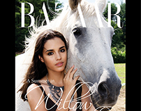 Harper's BAZAAR- Willow hill,NY photoreport - MCC & PB