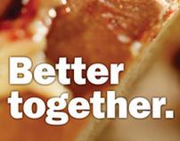 Nestle HealthWorks Postcard