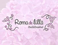Branding for Bed&Breakfast in Rome