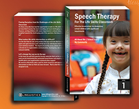 Book Design - Speech Therapy