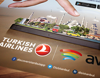 TURKISH AIRLINES | DISCOVERY ISTANBUL PRINT AD.