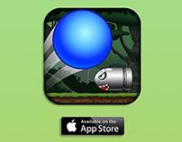 Bullet Ball Bouncing Escape - iOS Game
