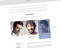 Creative - Multipurpose PSD Template