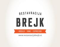 Brejk Restavracija