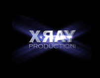 X-RAY PRODUCTION LOGO ANIMATION