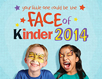 Face of Kinder 2014