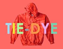 Tye Dye collection