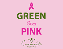 Crossroads: Green goes Pink