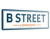 B STREET London - Website Redesign