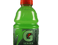 Retail: B2B Gatorade Fierce Product Launch