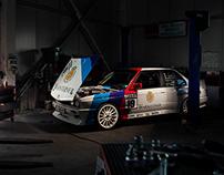 BMW e30 M3 DTM edition