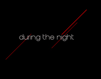 during the night__
