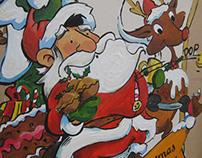 Molloy's Mural & Breadboards