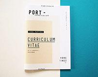 Curriculum // Portfolio