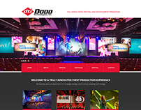 Dodd Technologies Website Rebrand