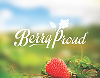 Berry Proud / Brand Architecture