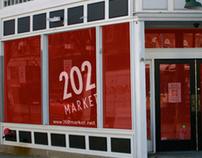 202 Market - Restaurant & Bar Branding