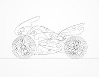 Curves bike