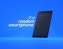 The Random Smartphone