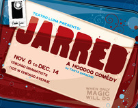Teatro Luna's JARRED Promotional Materials