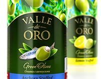 Olives «Valle de oro»