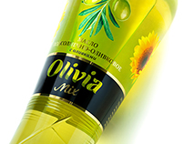 Oil «Olivia mix»