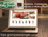 e-commerce, Rótulos + material publicitário