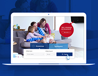 Air Conditioners eCommerce Website