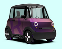 Super Koku. Urban mobility solution
