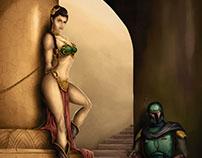 Princess of Alderaan