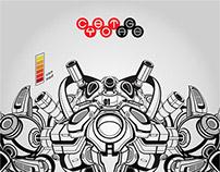 Cybotage 2D