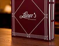 Café Leiner's _ Corporate Design