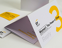 EY Invitation Women³. The Power of Three
