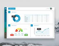 Browser App UI Design