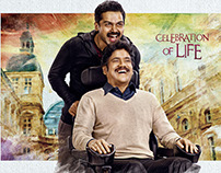 Oopiri Print and Movie Promotional Poster Campaign