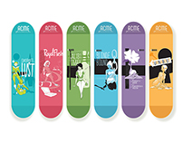 ACME Skate Decks