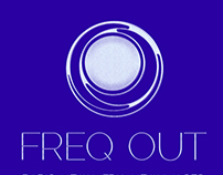 Design for Freq-Out sound & multimedia organization