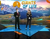 Giants Of Life - VIRTUAL SET
