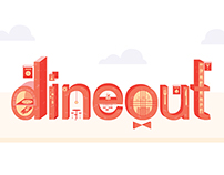Dineout Motion Graphic
