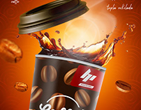 Caffe | Graphic design