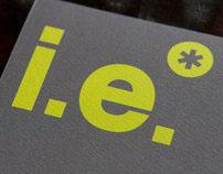 i.e.* Brand Design